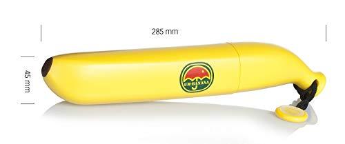 Regenschirm im Banane Design