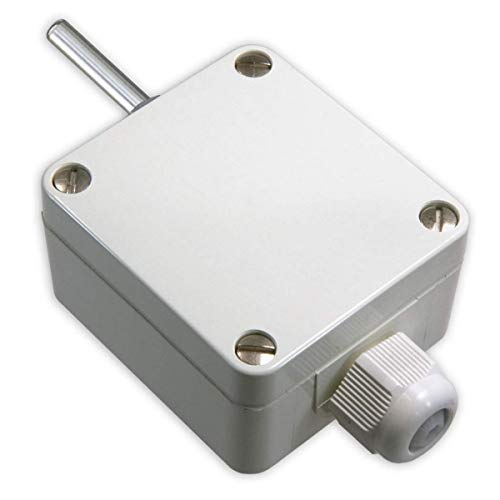 iOVEO 002AF01300 - Aussentemperaturfühler/Aussenfühler mit ext. Hülse, 3-Leiter Anschluss, Temperaturfühler