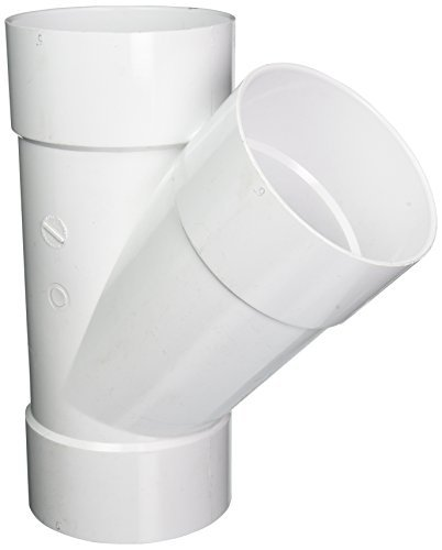 GENOVA PRODUCTS 41060 6 Wye Sewer & Drain by Genova