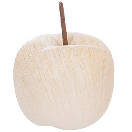 Atmosphera Créateur d'intérieur - Pomme en Céramique Effet\