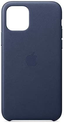 Apple Leather Case (for iPhone 11 Pro) - Black