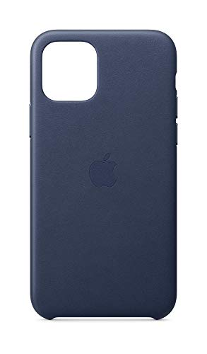 Apple Custodia in Pelle (per iPhone 11 Pro) - Blu Notte