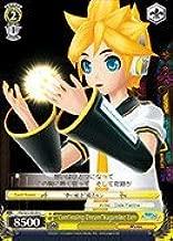 Weiss Schwarz - Continuing Dream Kagamine Len - PD/S22-E020 - C (PD/S22-E020 ) - Hatsune Miku Project Diva F (Vocaloid) Booster by Weiss Schwarz