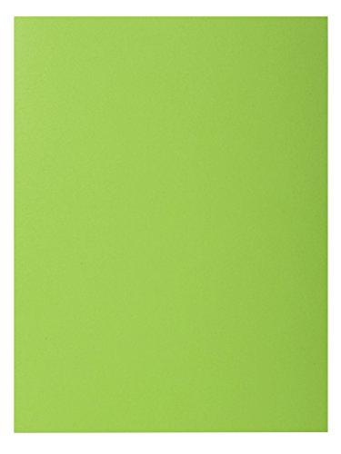 Cartulinas A3 Verde Marca Exacompta