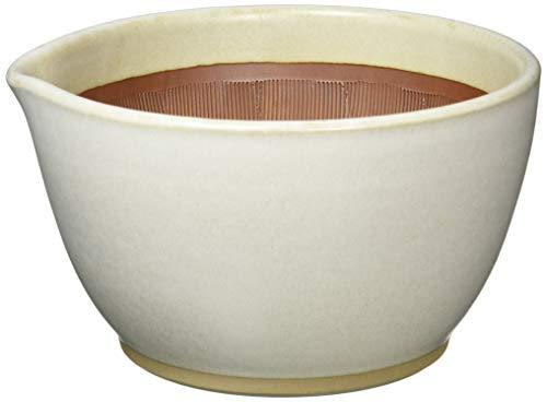 日々道具 すり鉢 もとしげ 大 箱入り 白