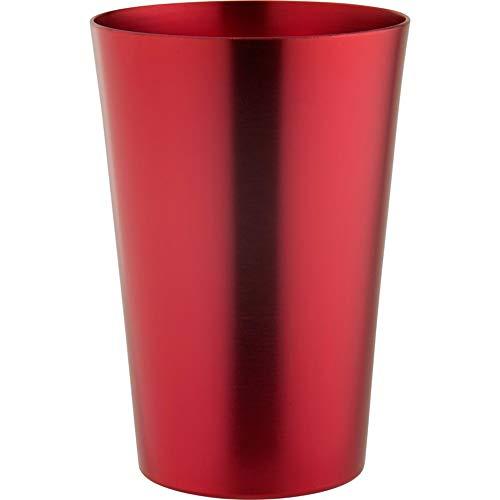 noTrash2003 Taza de café, taza de té, taza de café, taza de cobre, decoración (rojo)