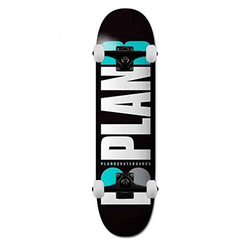 Plan B Skateboards Team OG Teal Skateboard complet 8,25'