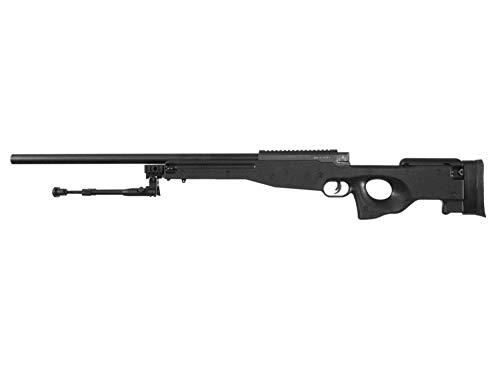 Well MB01A / L96 Airsoft Sniper Rifle incluye dos patas, edición baja, 0,5 J.