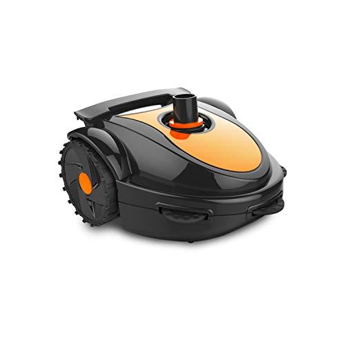 BOUDECH Robot limpiador de piscina automático ultra silencioso con sistema hidráulico ideal...