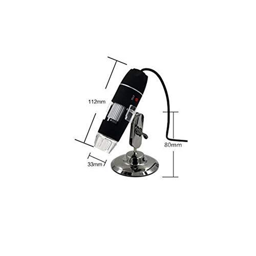 DASEXY 8LED 500X Zoom USB Digital-Mikroskop mit Hand Endoskop mit Halter-Standplatz Professionel