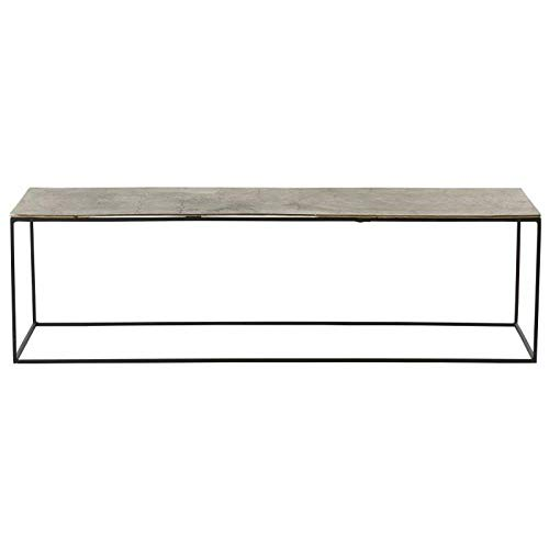 Athezza Table Basse Ibiza 140x41x40 cm