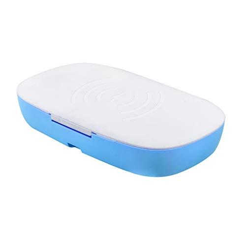 chenpaif stérilisation UV boîte de désinfection aux ultraviolets Cas Chargeur de téléphone Portable sans Fil
