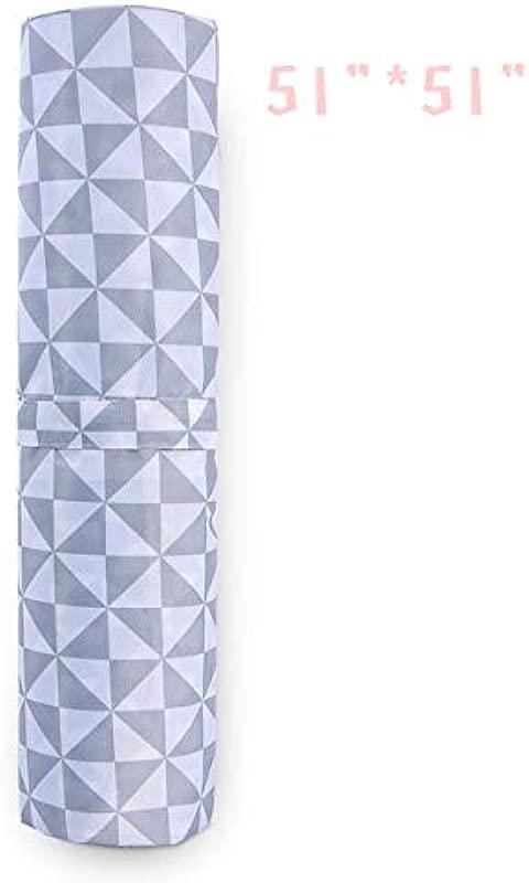 Splat Mat For Highchair Little Dimsum Practical Closure Design Water Resistant Feeding Splash Spill Mats Grey