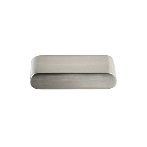 """Knob Deals #5000 - Pull 1-1/4"""" (31mm), Brushed Nickel - 10 Pack"""
