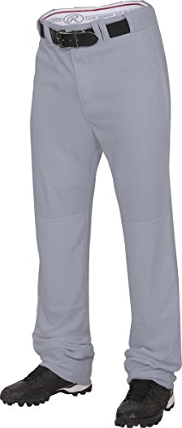 Rawlings Youth Straight Fit Unhemmed Pants