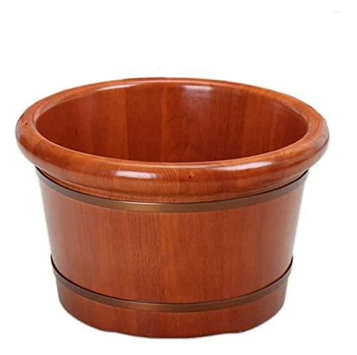 JQDMBH Baño para pies Baño de pies de Barril de Masaje Manual, Accesorios de baño...