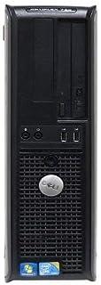 Computador Dell Optplex 780 Core 2 duo, 2gb memória, HD 80 DDR3