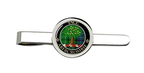 Giftshop UK Abercrombie Clan Escocés Corbata Clip