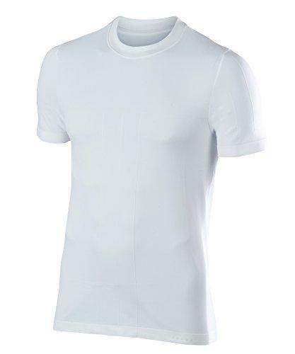 Falke Basic T-shirt voor heren, functionele vezel, 1 stuks, verschillende Kleuren, S-XXL - Snelle droging, verwarmend effect, reflecterend.