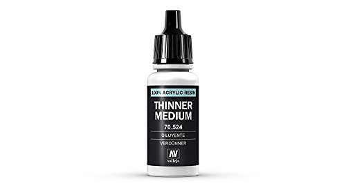 Vallejo Thinner Medium, 17 ml