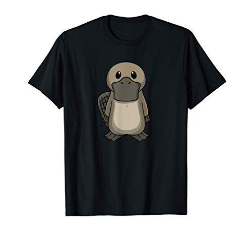 Lindo bebé ornitorrinco Camiseta