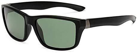 LEIXIN Squashbrille Sport polarisierte Sonnenbrille Außen einen.Kreislauf.durchmachenglas Windschutzscheibe Sonnenbrillen Outdoor Brille (Color : D)