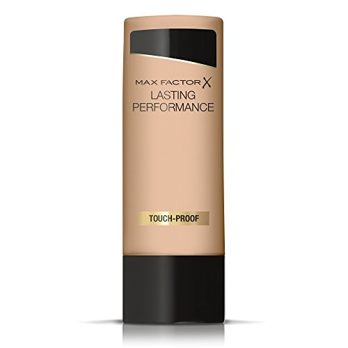 Max Factor Lasting Performance Base de Maquillaje Líquida Tono 109 Natural Bronze - 53 g