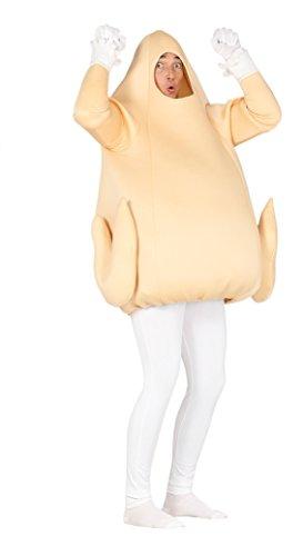 Karabu Costume Mascotte Pollo arrosto Tacchino Festa del Ringraziamento