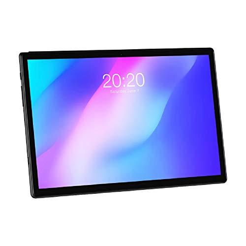 タブレットコンピュータ, TABLET COMPUTER, Newest Teclast M40 Tablets Android 10.0 Tablet PC 6GB RAM 128GB ROM 10.1 inch 8MP Rear Camera Dual 4G Phone Call Bluetooth 5.0