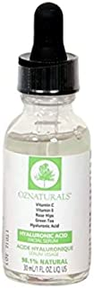 Hyaluronic Acid Facial Serum by OZ Naturals - 30 ML