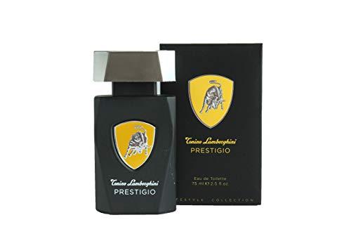 Tonino Lamborghini • PRESTIGIO Eau de Toilette Spray 75 ml / 2.5 fl.oz. • Ein Duft für Männer aus der Kollektion Lifestyle