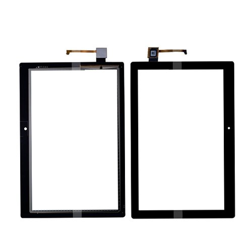 for Lenovo Tab 2 A10-70F A10-70L Front Touch Screen Digitizer Glass Repair Parts Only FBA