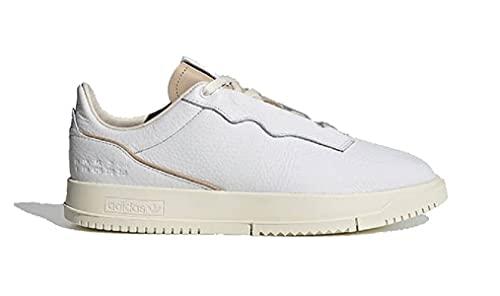 adidas SUPERCOURT Premium,  Zapatillas Deportivas Hombre,  FTWR White FTWR White Off White,  44 EU