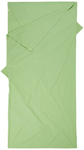 Cocoon Organic Cotton Travel Sheet (Forest Shade)