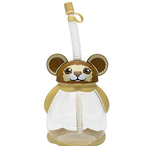 Big Save! DollarItemDirect 16 oz Lion Sippy Cup 4.5455, Case of 150