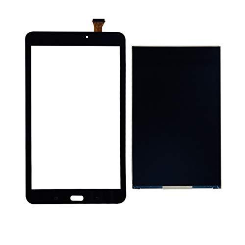 Kit de repuesto de pantalla para Samsung Galaxy Tab E 8.0 SM-T377 T377 pantalla LCD + sensor de panel táctil de repuesto de herramientas gratuitas (color: negro)