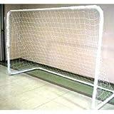 Cage de foot en métal 160 x 100 x 240 cm