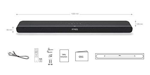 Soundbar TCL TCL TS8111 SOUNDBAR 2.1 185 W SUB INTEGRATO, HDMI, BLUETOOTH DOLBY ATHMOS, DOLBY AUDIO, ACCESSORI E