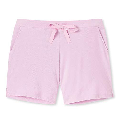 Schiesser - Mix & Relax - Schlafanzug Frottee Shorts - 169544 (46 Rosa)