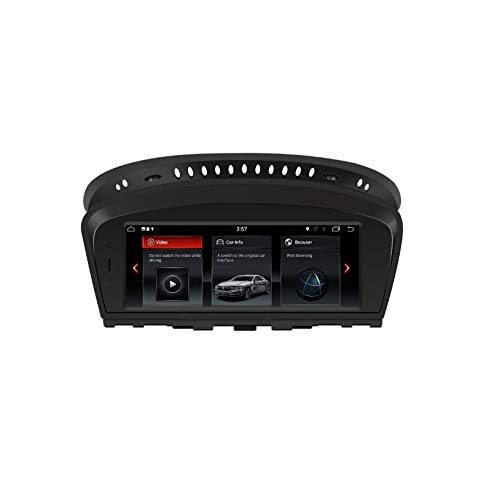 Hesolo Auto da 8,8 Pollici in Dash Car Stereo Lettore MP5, Android 7.1 HD IPS Sceen Dvd + GPS + FM/AM + RDS + Bluetooth + SD/USB + SWC + 4G / WiFi + Gioco 3D + Reverse