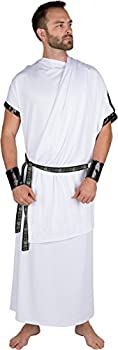 Capital Costumes Men s Grecian Toga Costume by Allures & Illusions X-Large