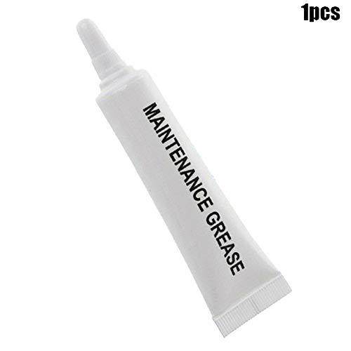 YOUNGE Lubricante impermeable junta tórica sellada lubricante mantenimiento silicona grasa pegamento 15 ml, 1 pieza