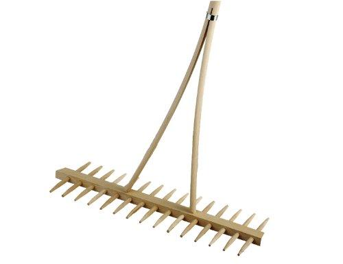 Heil 2074 Holzrechen zweiseitig Arbeitsbreite 54 cm, Buche