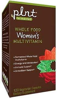 Fermented Whole Food Women's Multivitamin (120 Vegetarian Capsules)