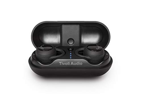 Tivoli Audio Go Line Fonico - Auricolari Wireless In-Ear Bluetooth - Nero