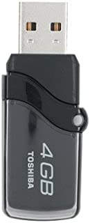Toshiba 4GB TransMemory U2K USB Flash Drive