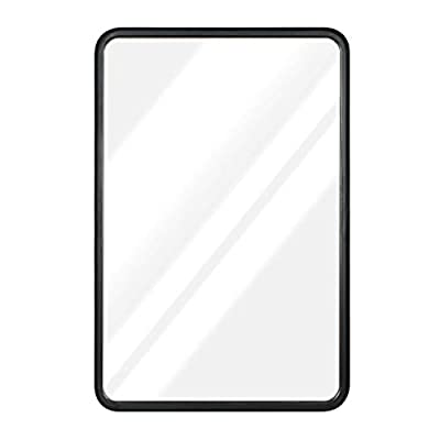 """HBCY Creations Wall Mounted Rectangle 20"""" X 30"""" Mirror"""