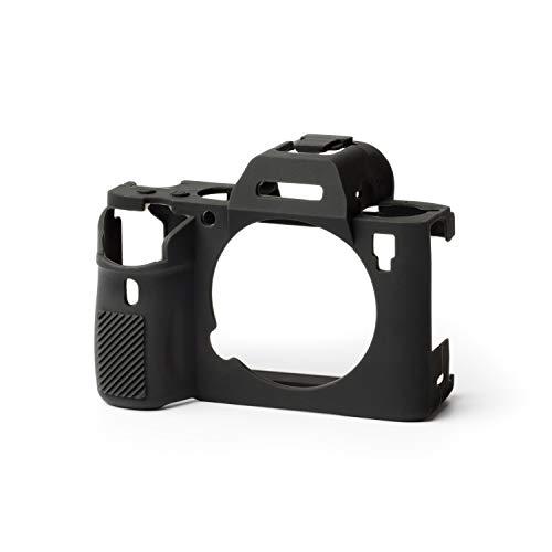 easyCover - Custodia protettiva per Sony A7 Mark 3 / A7R 3 / A9, colore: Nero