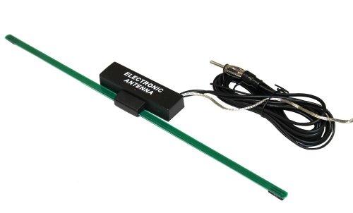 AERZETIX: Antena Universal para Interior de Coche para Radio Autoadhesivo