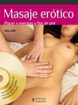 Masaje erótico (+DVD) (Salud Y Vitalidad)